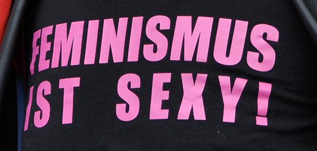 Photo: FEMINISMUS IST SEXY!
