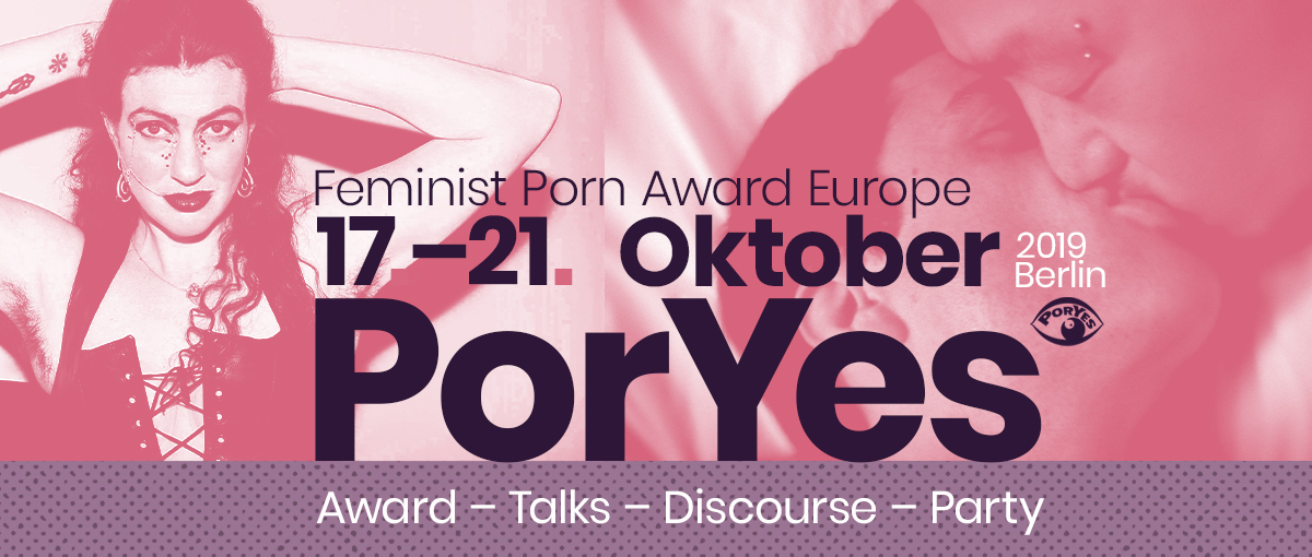 PorYes – Feminist Porn Award Europe